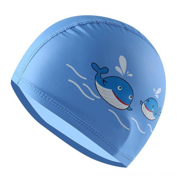 Sapphire Blue Fish