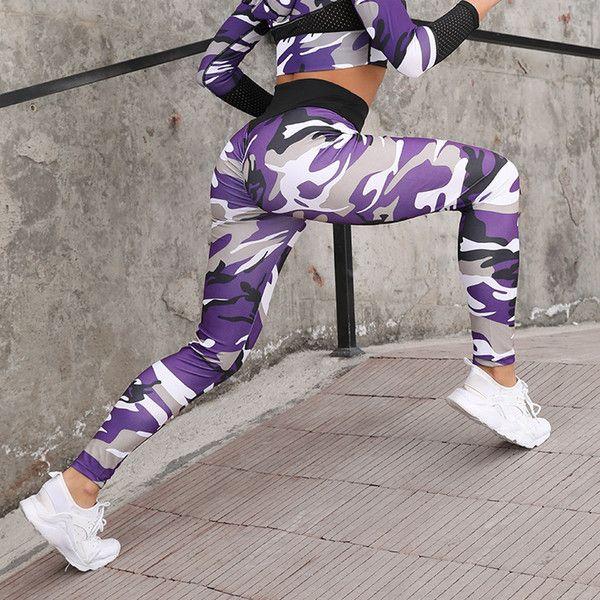 фиолетовый брюки