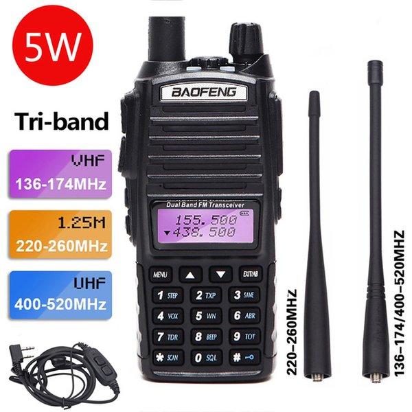UV-82T Tri-band
