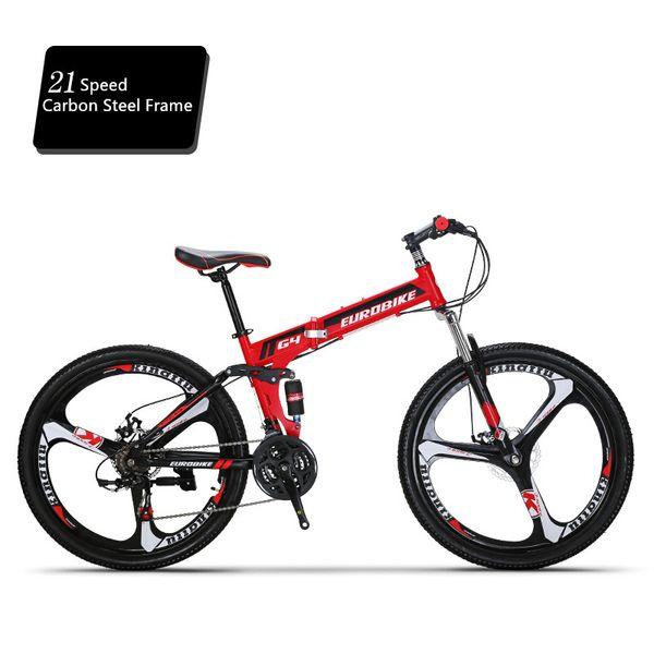 21 Speed B RED