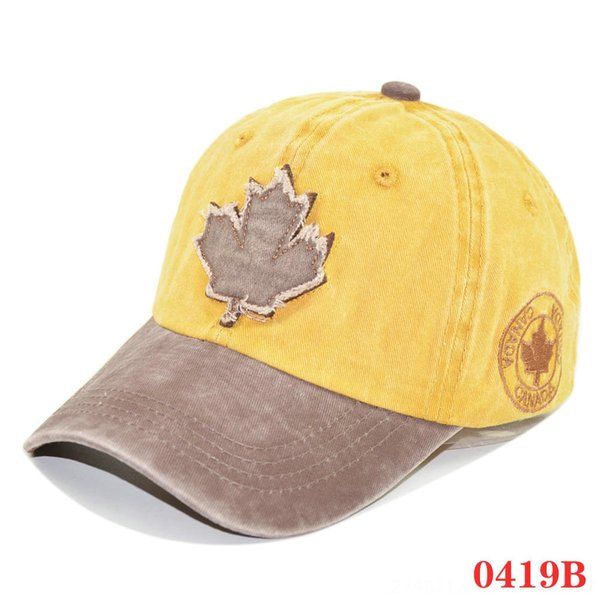 Yellow Top (Tuch Maple Leaf 2) -6 1/2