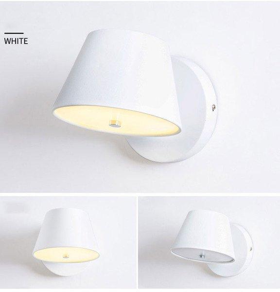 Weiß 6W warmes Weiß (2700-3500K)