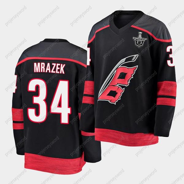 34 Petr Mrazek