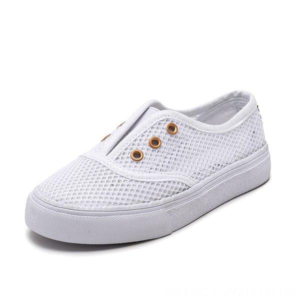 7077 niños # 039; s zapatos red blanca