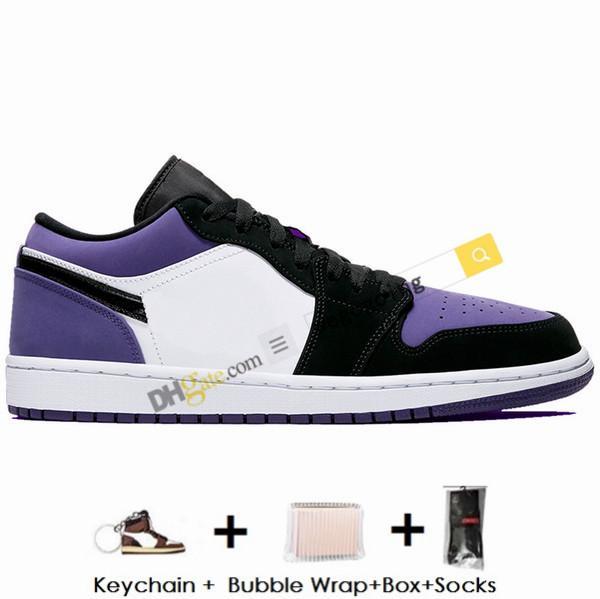 16- court purple