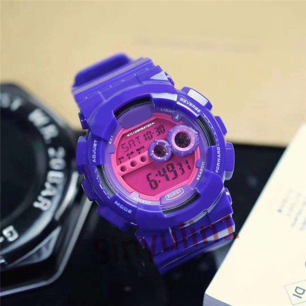 1 purple watch