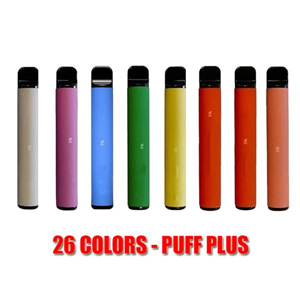 PLUS - 26 cores Avaliable