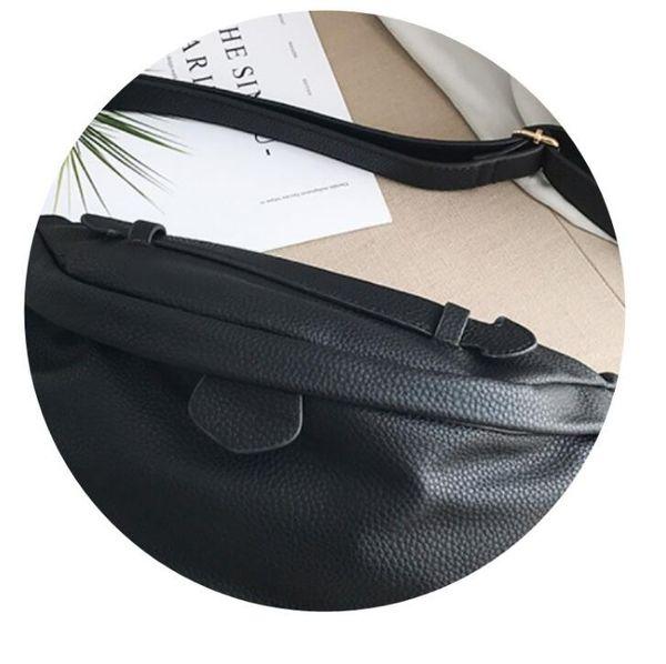 top popular 2020 Newest Stlye Bumbag Cross Body Shoulder Bag Waist Bags Temperament Bumbag Cross Fanny Pack Bum Waist Bags 37*14*13cm 2020