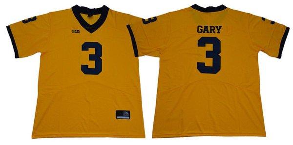 #3 Rashan Gary yellow