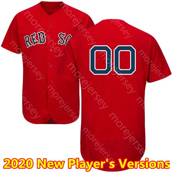 2020 Joueur # 039; versions Red