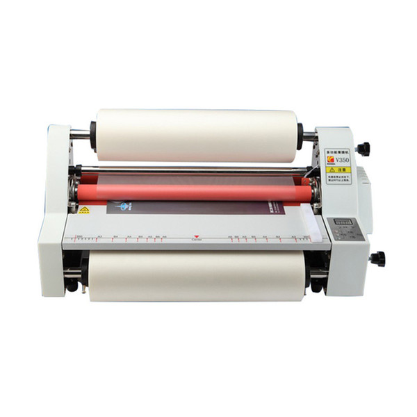 best selling Factory A3 A4 Automatic Cold Roll Laminator Machine Business Roll Laminating Machine Thin Film Laminating Machine