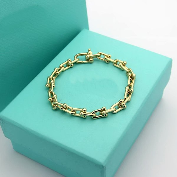 Gelbgold / Armband