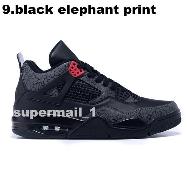 impresión de elefante 9.black
