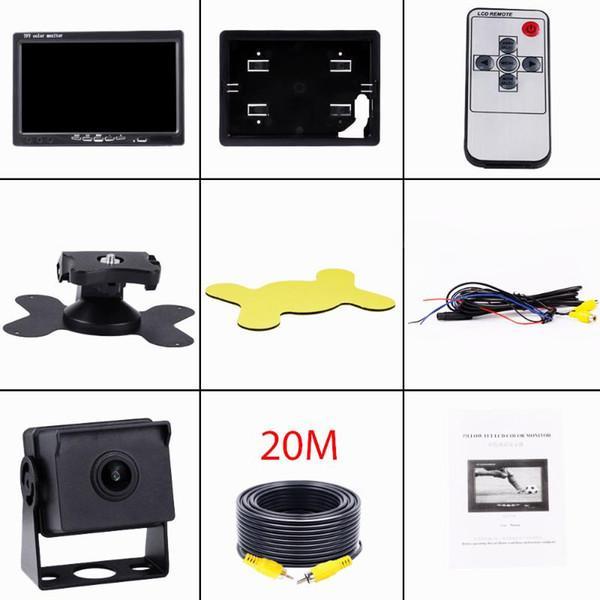 Monitor-Camera-20m