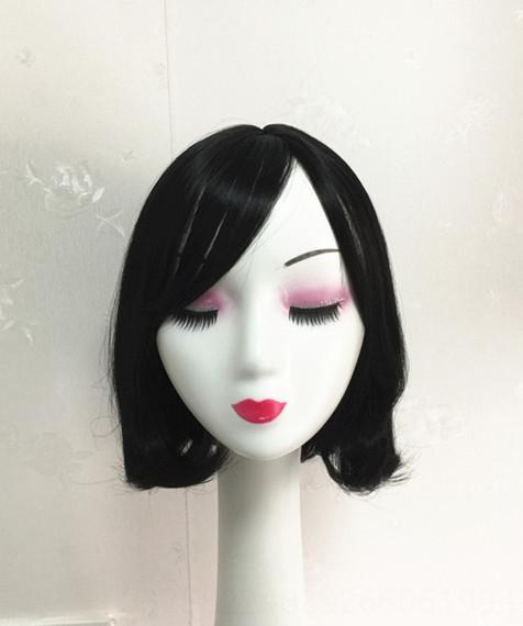 GEM Country Summer Wear Black Wig