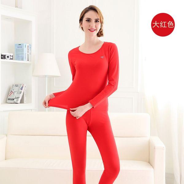rojo femenina