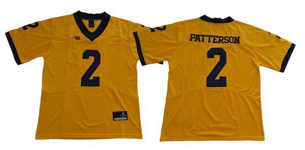 #2 Patterson yellow