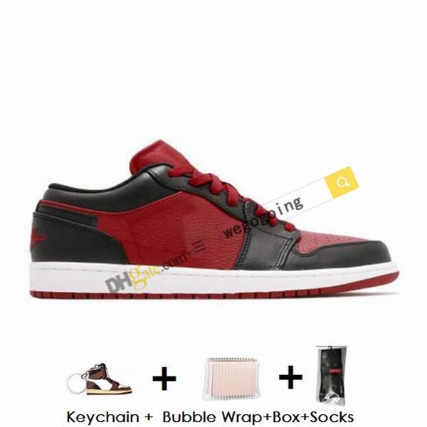 33-gym red black