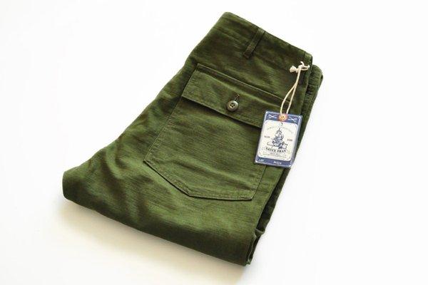 Verde del ejército (Recto)