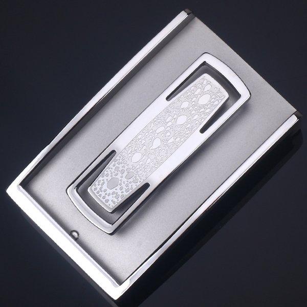 Inarcamento liscio d'argento (adatta a 3,8 centimetri