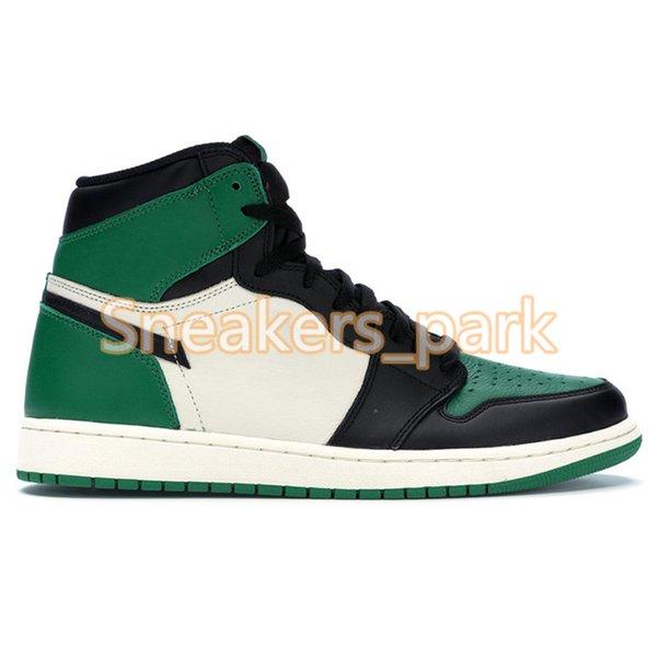 1s-pine green