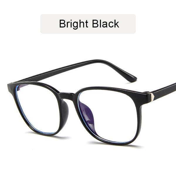 яркий черный
