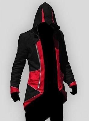 Noir et Rouge Assassin # 039; s Creed