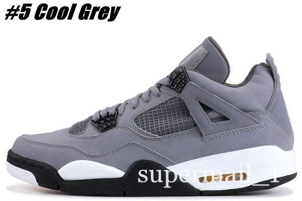 # 5 Cool Grey