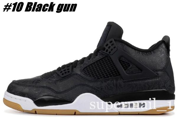 # 10 Black gun