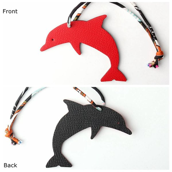 Negro Red de delfines