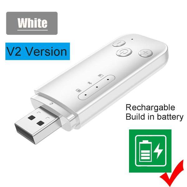 V2 Version White