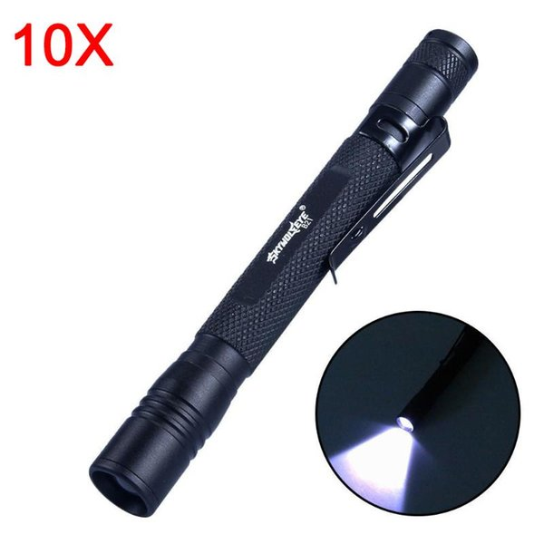 10X Flashlight