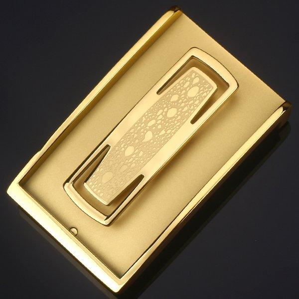 Inarcamento liscio Gold (adatto per 3,8 centimetri W