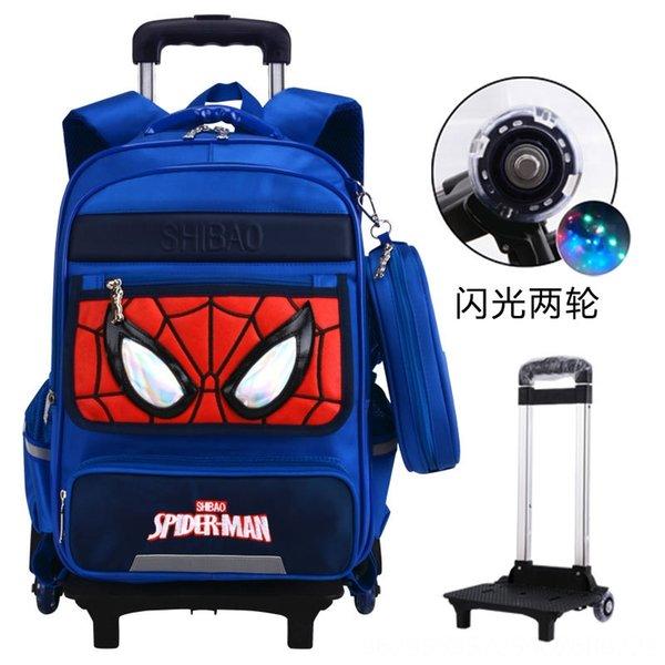 Pencil Case Blue Light 8865 # Spider-man