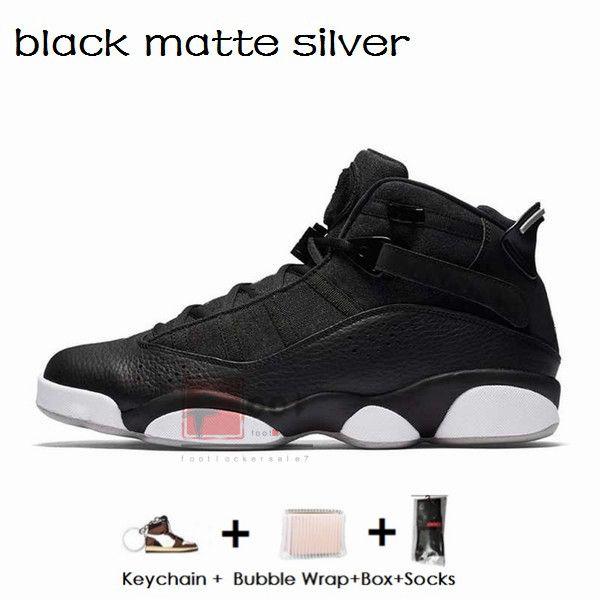 6S- siyah mat gümüş