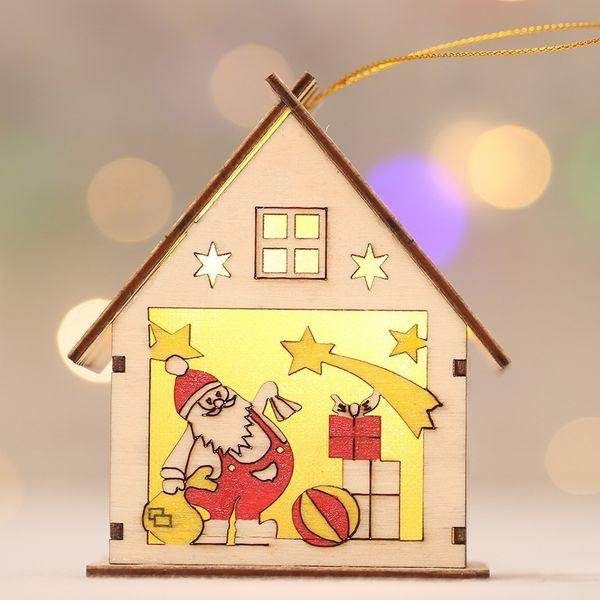 Farbe Santa