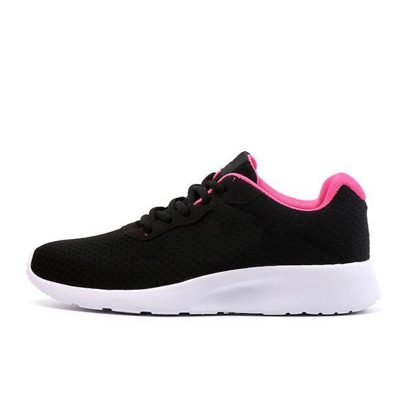 3.0 black with pink symbol