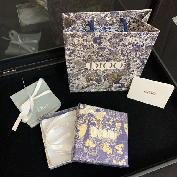 Coffret cadeau d'emballage d'origine [bleu]]