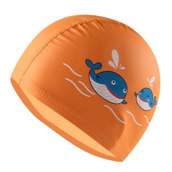 Small Orange Fish