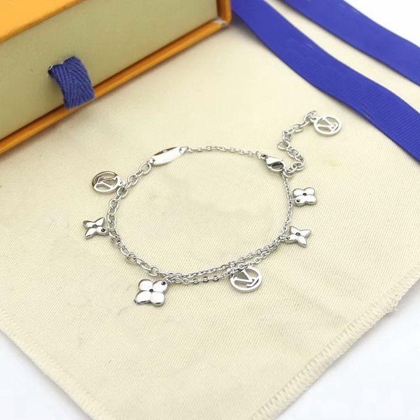Or blanc / Bracelet