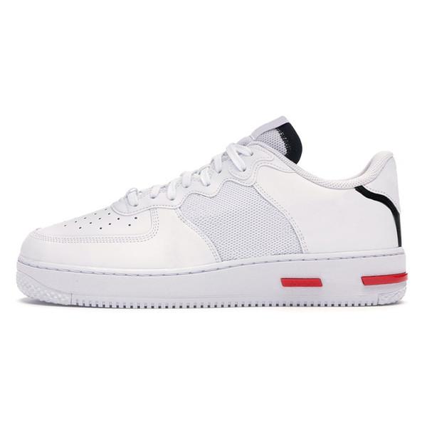 #5 White Black Red