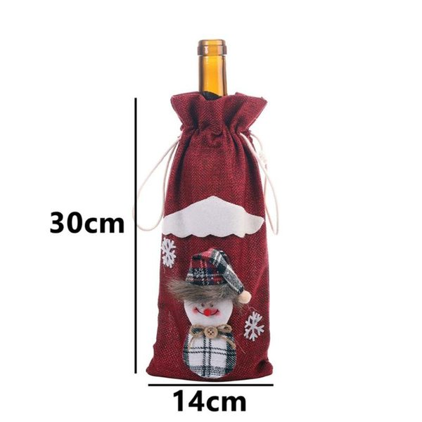 Red Bottle Cover