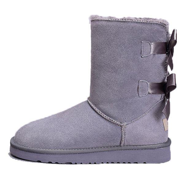 B Bows Half Boots (2)