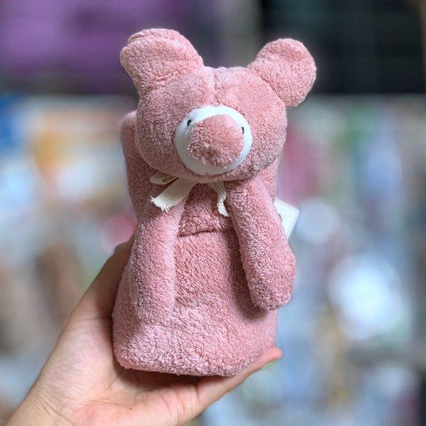 Крошка Енот-розовый 43x43cm