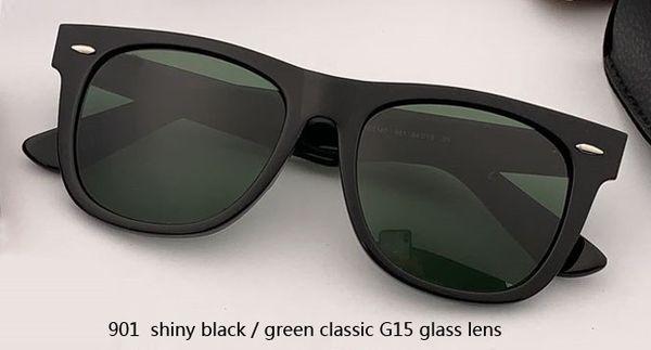 Lente 54mm 901 nero lucido / G15