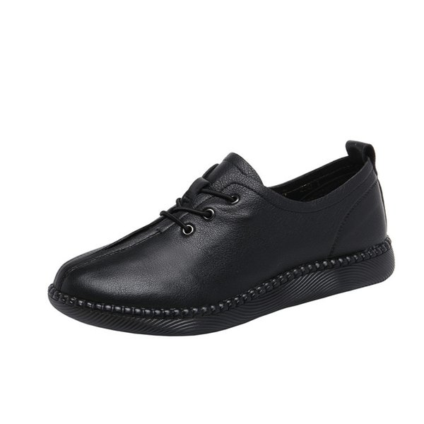 chaussures noires simples