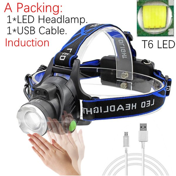 A Packing -T6 LED No Battery