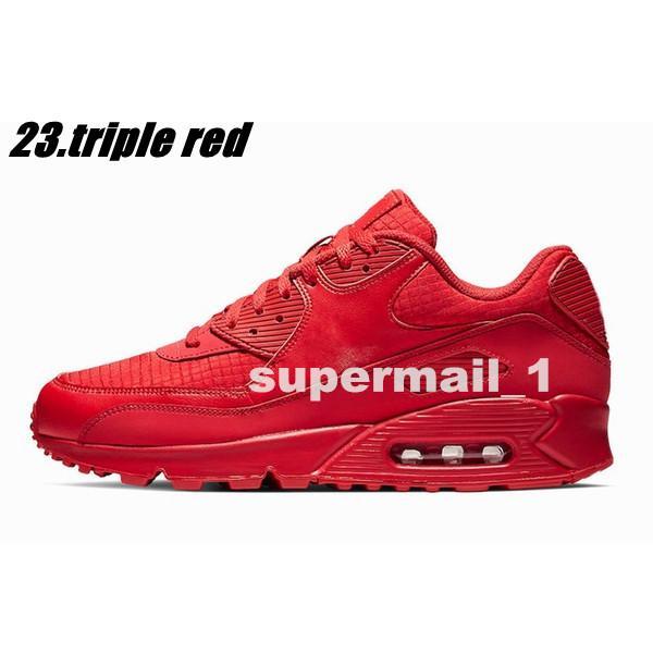 23.triple vermelho 36-45