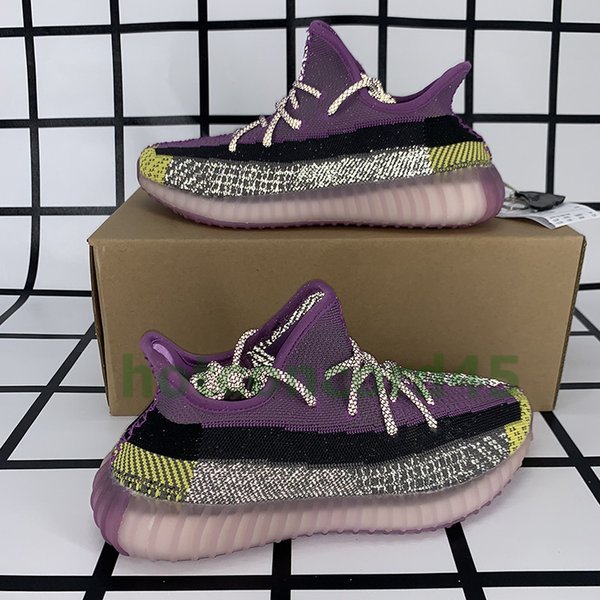 27 purple reflective