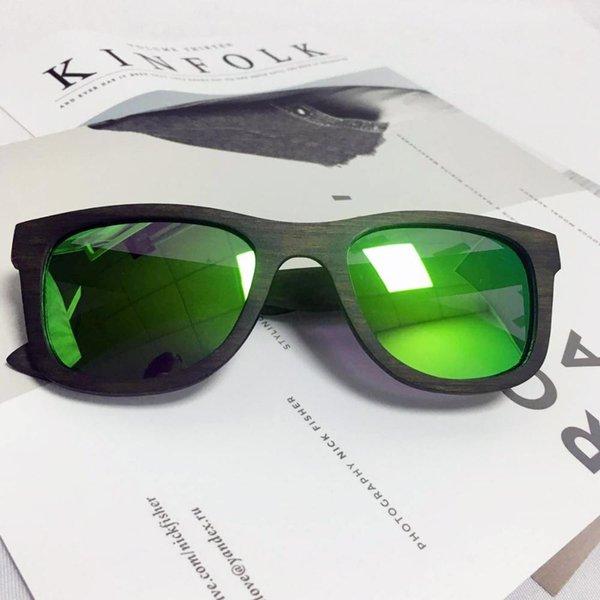yeşil lens
